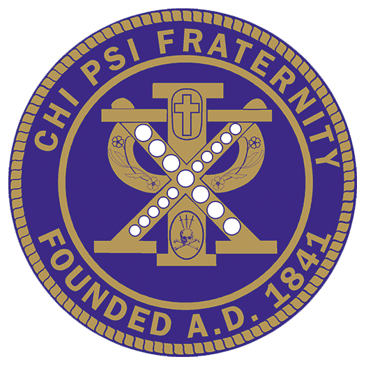 Chi Psi Seal No Background BRAND STANDARD