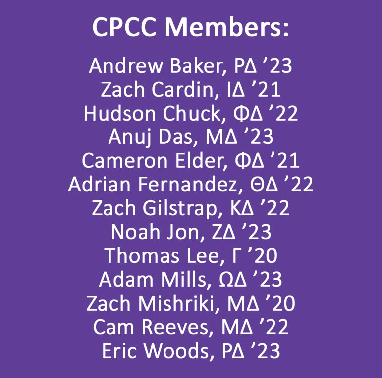 Potential CPCC